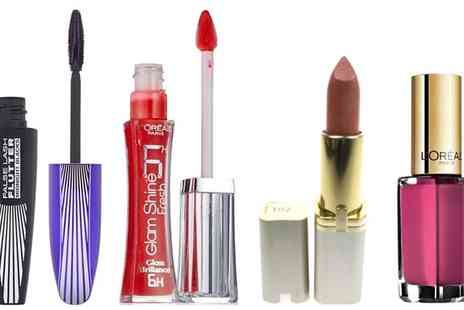Groupon Goods Global GmbH - L Oreal Four Piece Make Up Set - Save 74%
