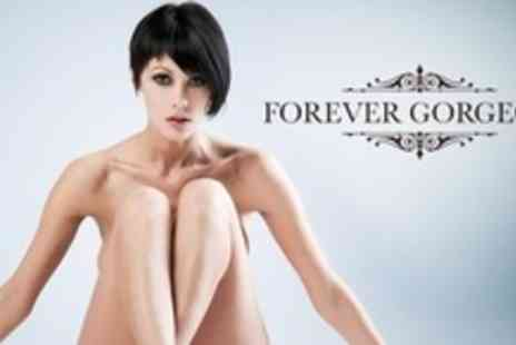 Forever Gorgeous - Choice of Three Beauty Treatments Including Full Body Scrub and Full Leg Wax - Save 64%