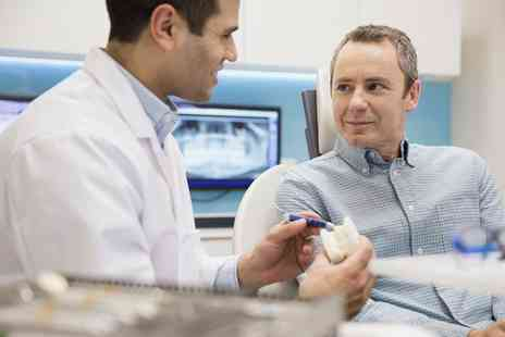 Fergus & Glover - Tooth Implant with Bone Augmentation and Crown - Save 53%