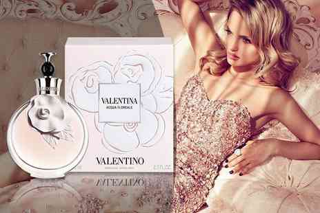 Deals Direct - 50ml or 80ml Valentino Valentina Acqua Floreale eau de toilette - Save 57%