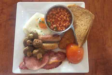 Mary Rowntrees - Full English Breakfast for Two - Save 0%