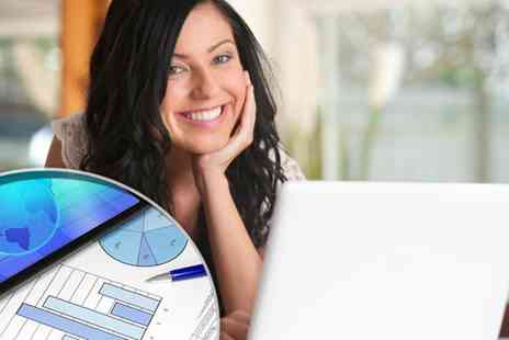 Oplex Careers - Online Level 1, 2 and 3 Sage 50 computerised accounts course - Save 90%