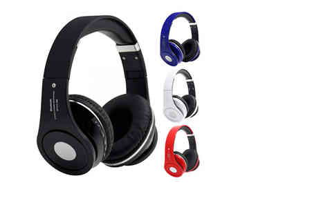 Deals Direct - Pair of headphones or wireless Bluetooth headphones or gaming headphones - Save 73%