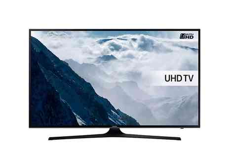 Groupon Goods Global GmbH - Samsung UE40KU6000 40 Inchna Smart 4K Ultra HD TV With Free Delivery - Save 0%