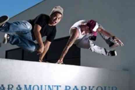 Paramount Parkour - Four Indoor Parkour Lessons For One - Save 62%