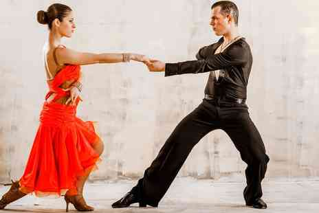 The Latin Collective - Five or Ten One Hour Latin Dance Classes for One or Two - Save 74%