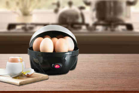 Home Empire - Egg boiler and poacher - Save 83%