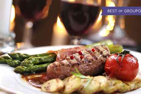 Salvatores Ristorante - Two Course Italian Meal with Wine for Two or Four - Save 56%