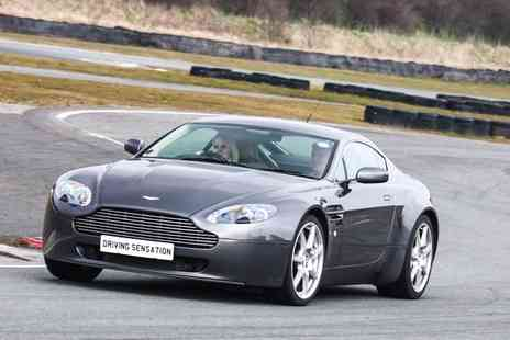Driving Sensation - Aston Martin Taster Experience - Save 43%