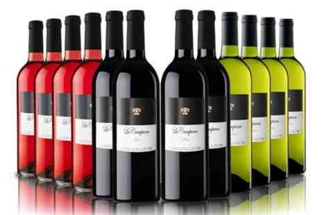 The Vineyard Club - 12 Bottles of La Campana Wine With Free Delivery - Save 57%