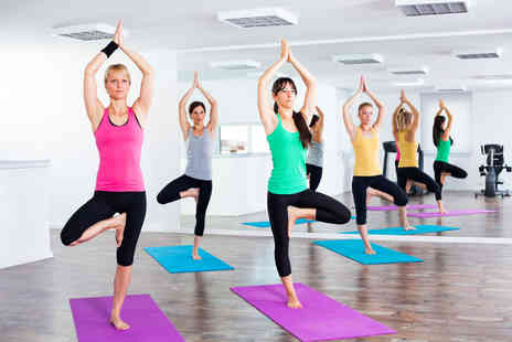 Eve & Grace - Choice of five yoga or dance classes - Save 77%