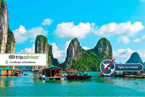 Hoi An Express - 14 day Vietnam and Cambodia tour in 3, or 5 Star accommodation - Save 69%