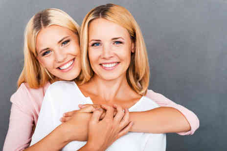 Galerie Studios - Mother and daughter MAC makeover photoshoot with four prints - Save 95%