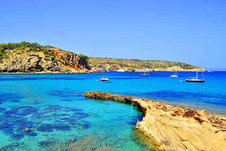 Crystal Travel - Three, Five or Seven night Ibiza break including flights - Save 48%