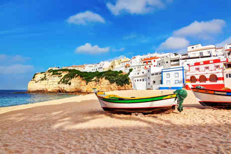 Tour Center - Three, Five or Seven night all inclusive Algarve break with flights - Save 25%