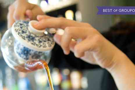 The High Tea Club - Tea Tasting with One Sample to Take Home and Optional Dim Sum for Four - Save 35%