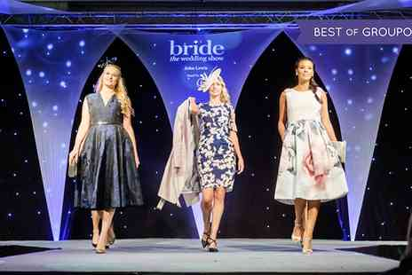 Bride The Wedding Show - Ticket to Bride The Wedding Show on 25 to 26 March - Save 50%