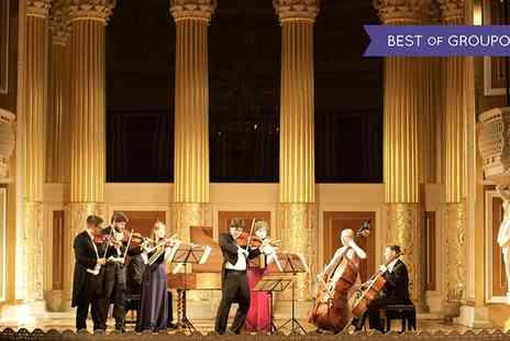 Candlelight Concerts - London Concertante Vivaldi, Mozart and Bach by Candlelight on 16 February - Save 48%