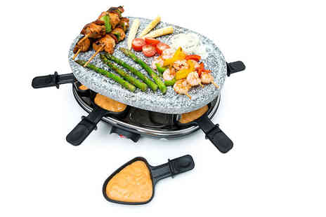 Bart Group - Bestcucina stone raclette grill - Save 75%