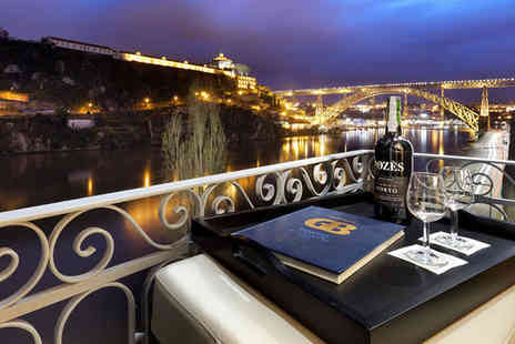 Eurostars Porto Douro - Four Star 5 nights Stay in a Double Room River View - Save 74%