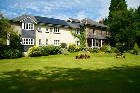 Lydford Country House - Four Star 2 nights Stay in a Superior Room - Save 12%