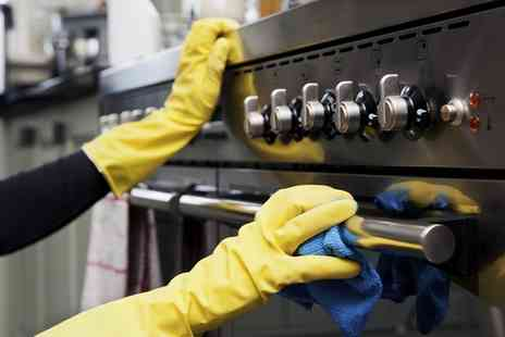Oven Genie - Oven with Optional Hob Cleaning Service - Save 0%
