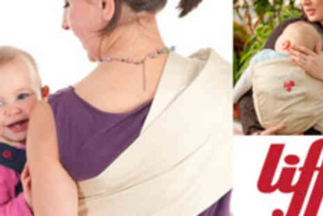 Lifft Slings - Carry your baby in comfort and style with luxury baby sling - Save 50%