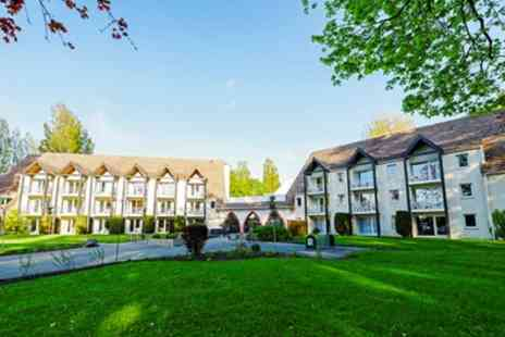 Hippotel le Touquet - Up to 3 Nights Stay for Two with Breakfast and Option for Dinner - Save 38%