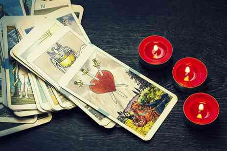 Extreme Relaxation - Tarot card reading via email with one or two question - Save 60%