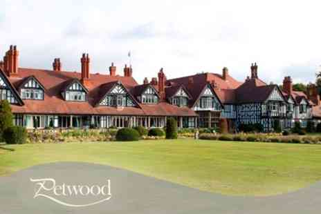 Petwood Hotel - Overnight Stay For Two Including Two Course Evening Meal and Bubbly On Arrival for £63 - Save 60%