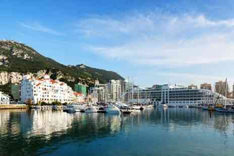 Exclusive Luxury Breaks - Luxury Gibraltar Superyacht Break with Flights - Save 0%