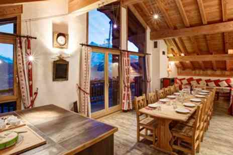 Skiworld -  Seven Night Chalet Stay with Flights & Meals - Save 0%
