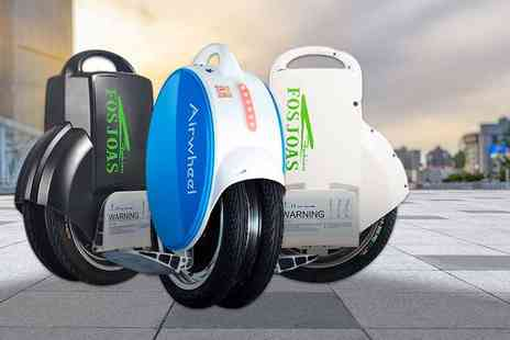 GPSK - Airwheel FOSJOAS electric two wheel self balancing unicycle smart scooter - Save 43%