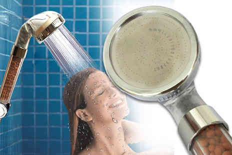 Deals Direct - Shower head and health filter - Save 77%