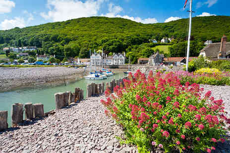 Millers at The Anchor - One night Stay in a Harbour View Room - Save 12%