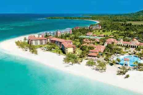 Sandals Resorts - Luxury Jamaica All Inc Break with Butler & Flights - Save 0%