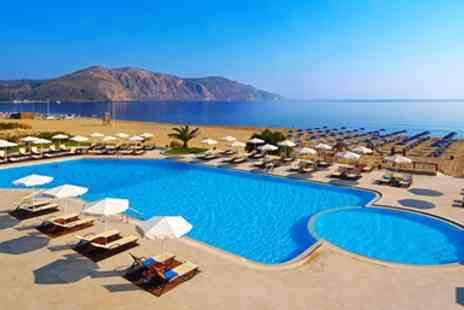 Going Luxury - Seven Night Luxury Crete Holiday with Meals - Save 0%