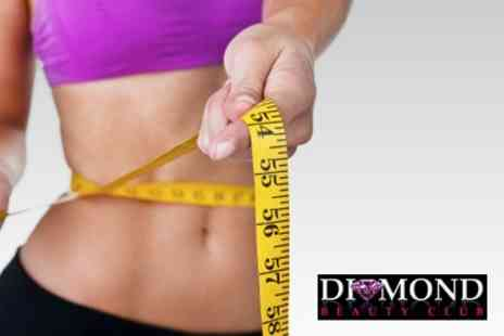 Diamond Beauty Club - Three Sessions of Laser Lipo for £99 - Save 78%