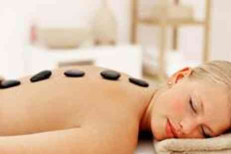 Holistic Beauty Therapy - Full body hot stone massage - Save 77%