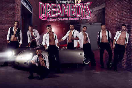 Entertainers Management - One ticket to The Dreamboys - Save 0%