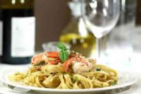 La Pietra - Authentic Italian dinner for two - Save 59%