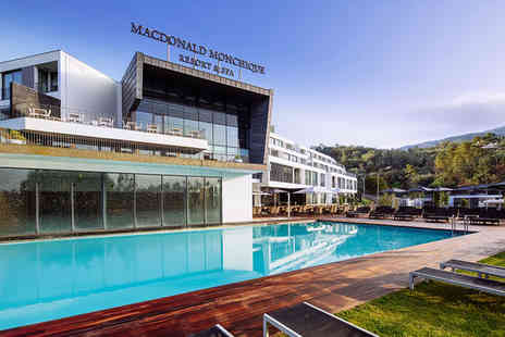 Macdonald Monchique Resort & Spa - Five Star 7 nights Stay in a Terrace Suite - Save 69%