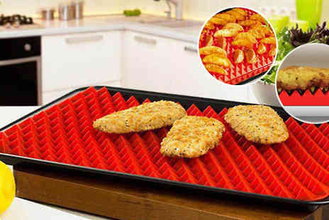 eFindbest - Non Stick Silicone Baking Mat - Save 65%