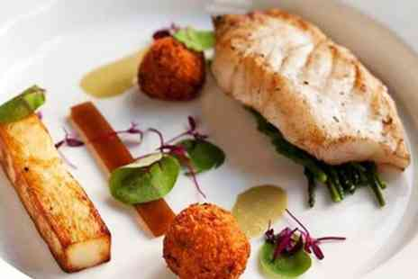 Buxted Park Hotel - 2 AA Rosette 3 Course Dinner & Champagne for 2 - Save 43%