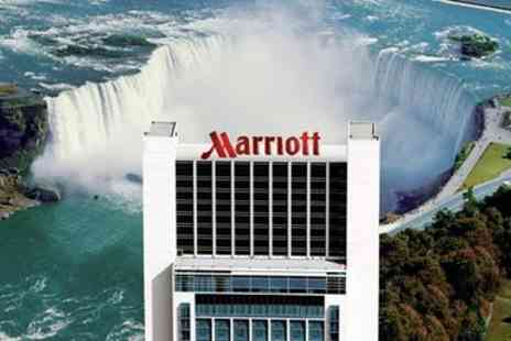 Marriott on the Falls - Niagara 4 Star Marriott with Breakfast & Wine Tastings - Save 0%