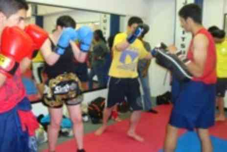 Muay Thai Masters Academy - Ten muay thai kickboxing classes - Save 58%