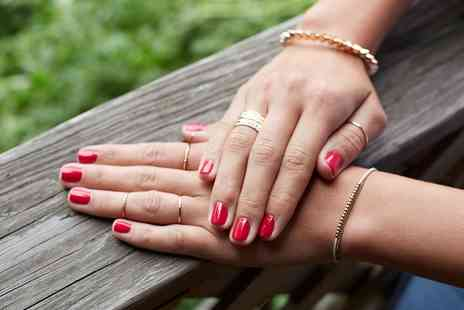 Jola Salon 41 - Shellac Manicure with a Choice of Colours - Save 0%