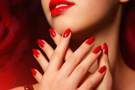 Hairs & Graces - Gel Manicure, Pedicure or Both - Save 45%