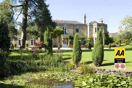 Guyers House Hotel - Overnight stay for two with breakfast and Prosecco on arrival - Save 49%