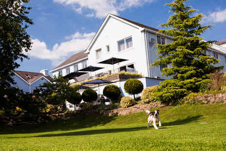 The Plough Inn - Four Star overnight Welsh getaway for two including three course dinner and breakfast - Save 52%